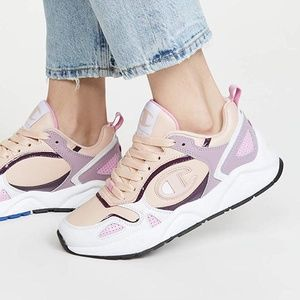 NWT🌟 CHAMPION NXT W Spiced Almond Chunky Sneakers